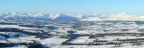 Wintry Southern Highlands