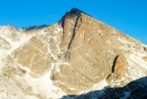 Mount Alice's 1200 ft East Face