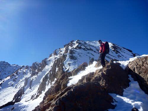 Golgol Mt