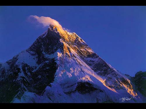 Masherbrum 7821m