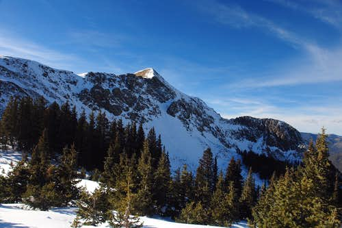 Vallecito Mountain