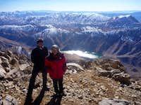 on top of the Golgol peak (2010)