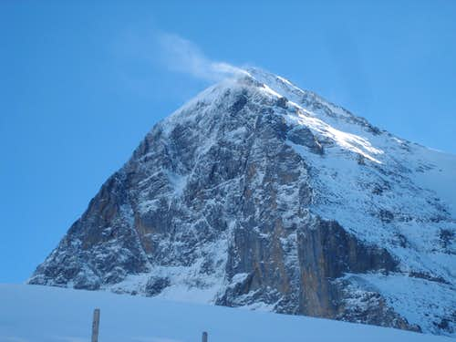 The Eiger Nordwand