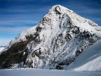 The Moench,Bernese Alps Switzerland