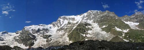 Monte Rosa East Face