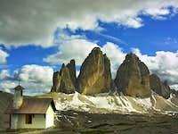 Tre Cime di Lavaredo and...
