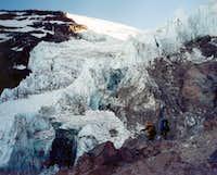 Kautz Icefall