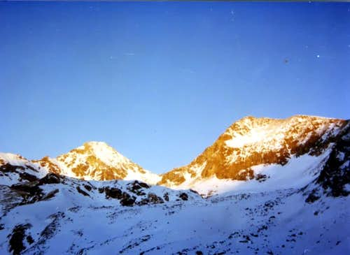 WINTER EMILIUS from Gimillan Village, through Garin Pass