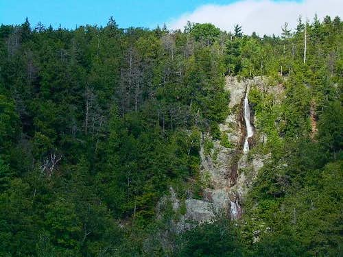Roaring Brook Falls which...