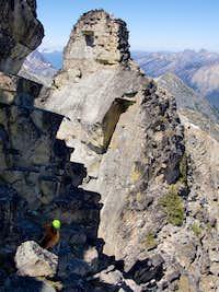 Descending Main Peak