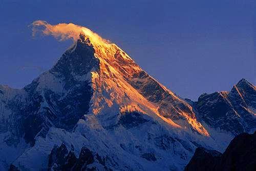 Masherbrum(7,821 m) (25,659 ft)