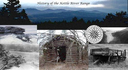 History of the Kettle River Range