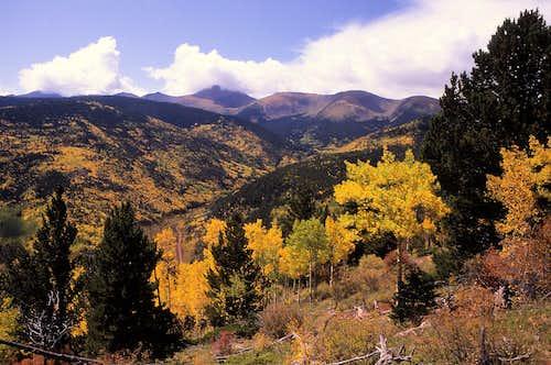 Vista from Boyd Mt.