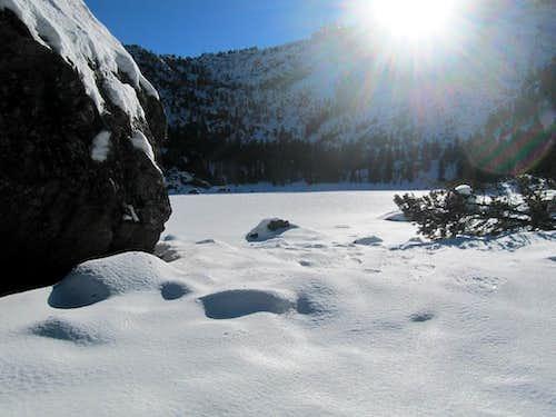 Servaz Lake