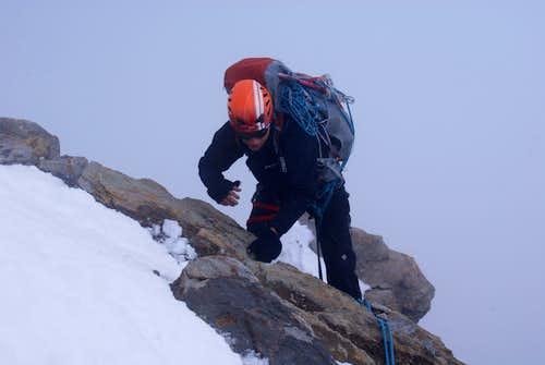 ballancing under summit