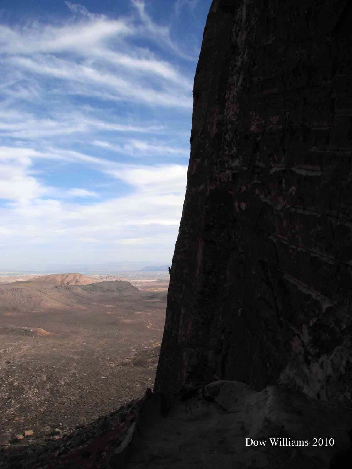 Amber, 5.10c, 4 Pitches