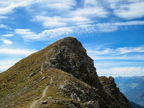 Naturnser Hochwart / Guardia Alta di Naturno