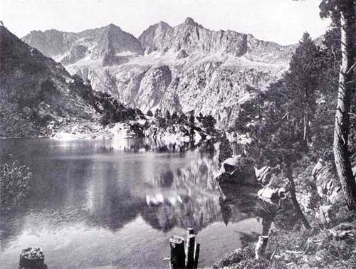 Lake Loustallat