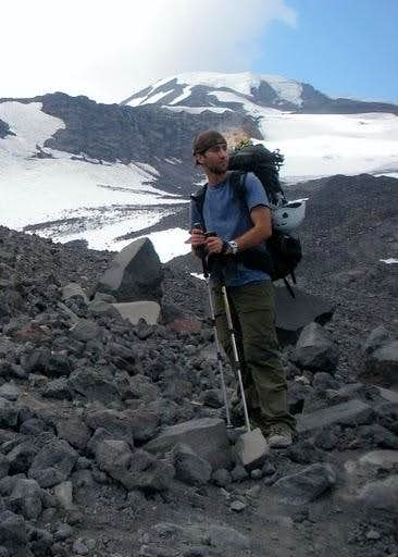 Me and Mount Adams