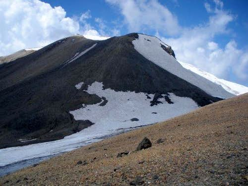 View of Summit from Piker\'s Peak
