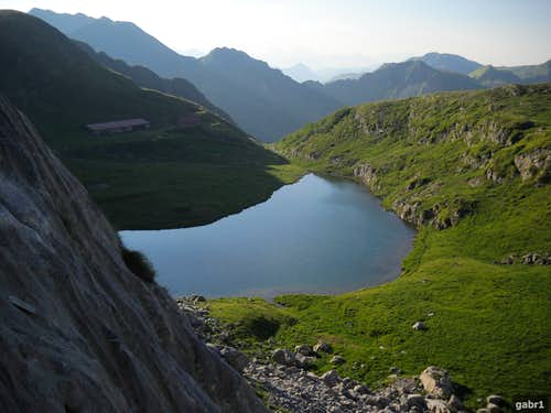 Avostanis lake