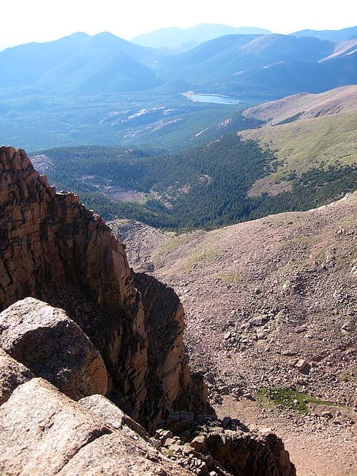 Pikes Peak- The Cirque