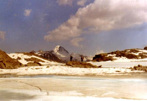 From LUSSERT's Upper Lake to TERSIVA  1971