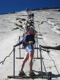 Half Dome Yosemite California US