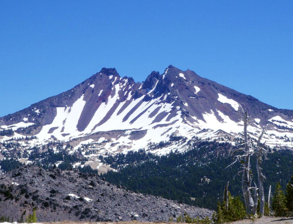 Broken Top (9175 feet)