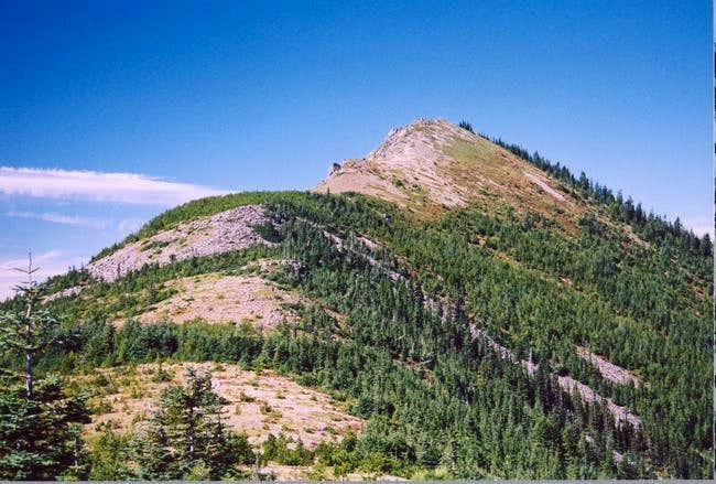 South slope of Tomlike...