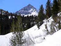 Pyramid Peak taken from East...