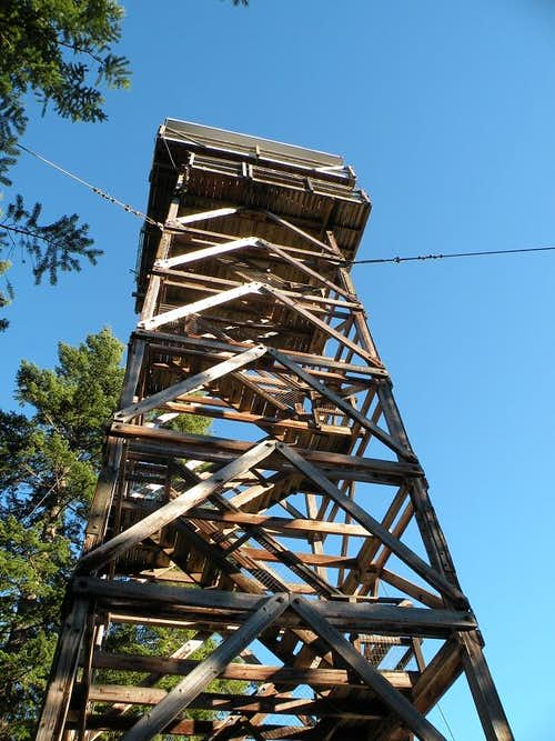 Heybrook Lookout Tower