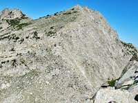 Lone Peak from Bighorn Peak