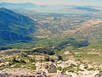Utah Valley from Bighorn