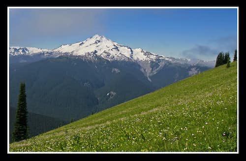 Glacier Peak Wilderness Backpack - August 2010