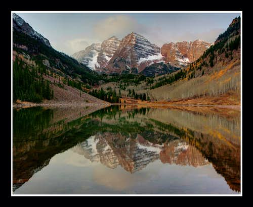 Fall Break in the Maroon Bells - October 15-18, 2010