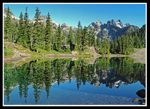 PCT Snoqualmie to Pete Lake