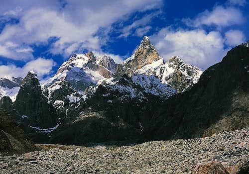 Baintha Brakk 7,285 m