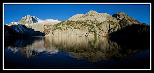 Snowmass Lake Sunrise