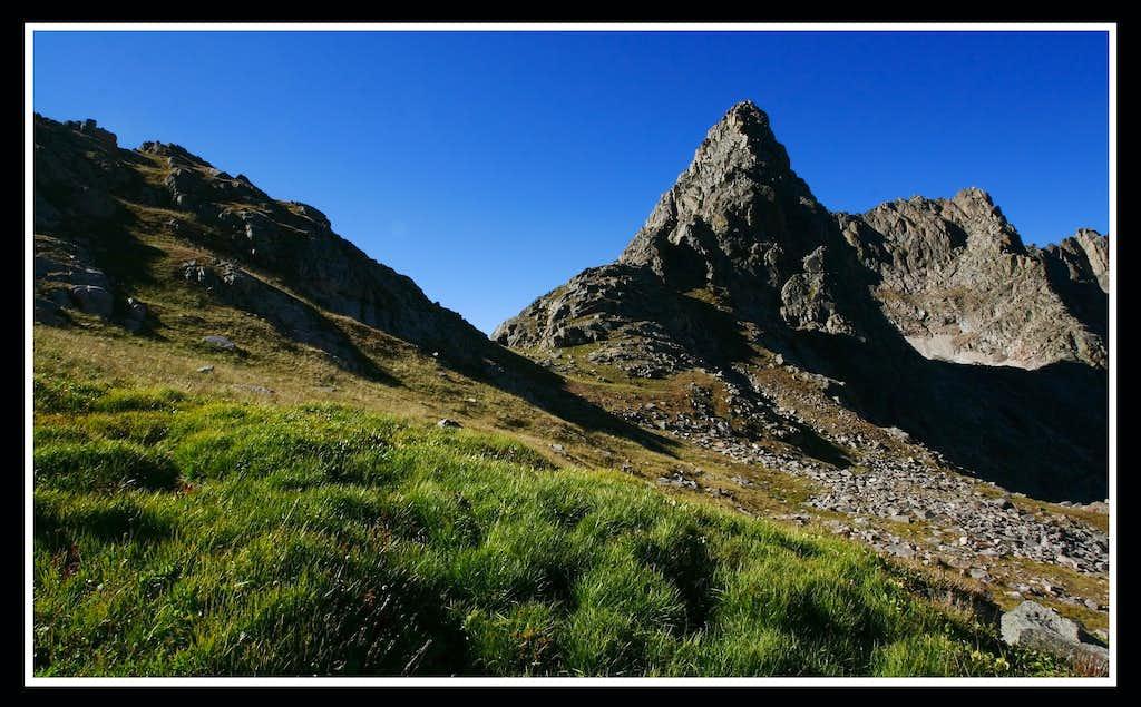 Game Pass and Corner Peak