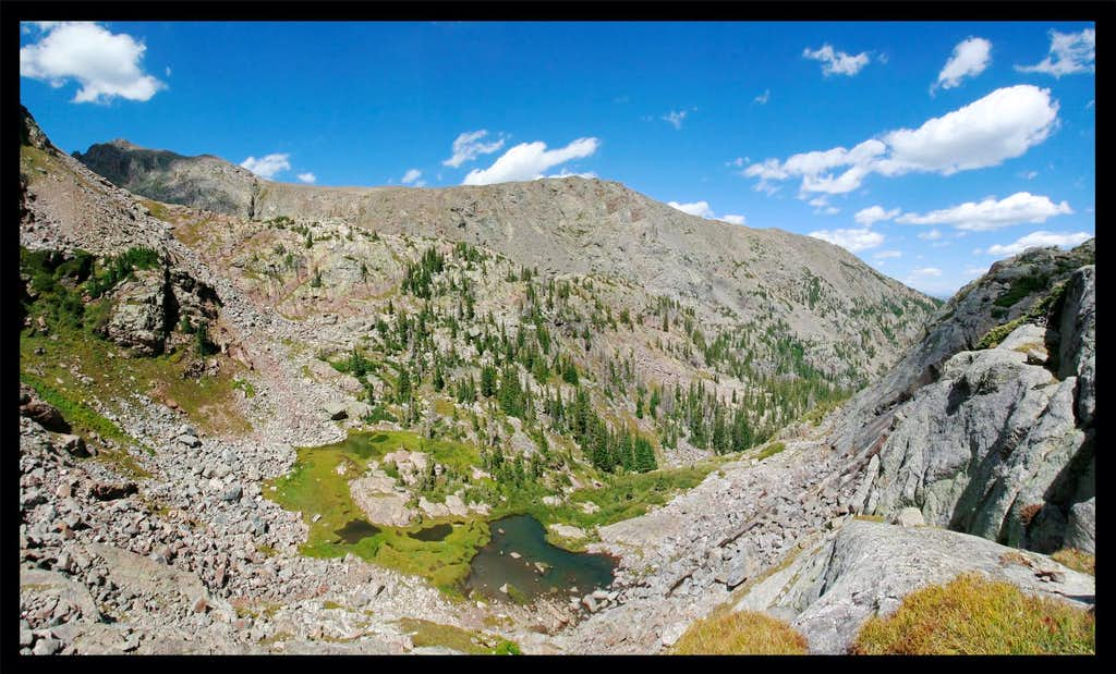 Upper Black Creek Drainage