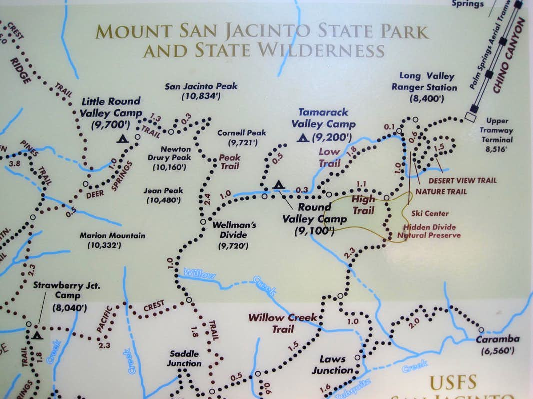 I Give CC An A Trip Reports SummitPost - Battle of san jacinto map