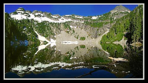 Malechite Lake