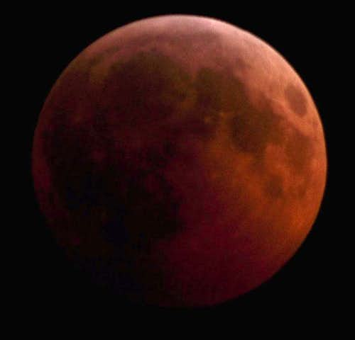 Lunar Eclipse-2010