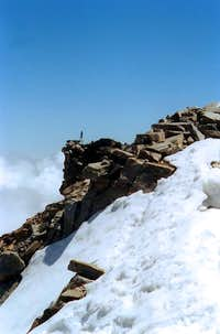 Gran Paradiso Traditional SUMMIT & VIRGIN MARY Statue