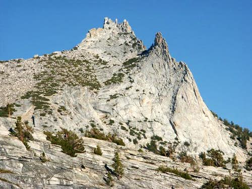 Cathedral Peak and Eichorn...