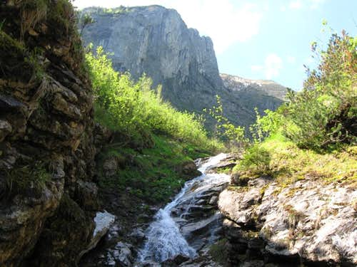No - name waterfall 4