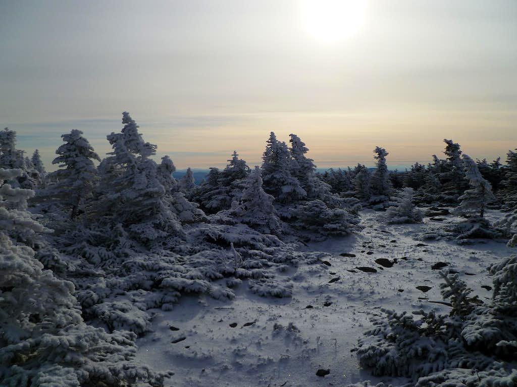 Summit of South Kinsman NH (4388) 12-2010