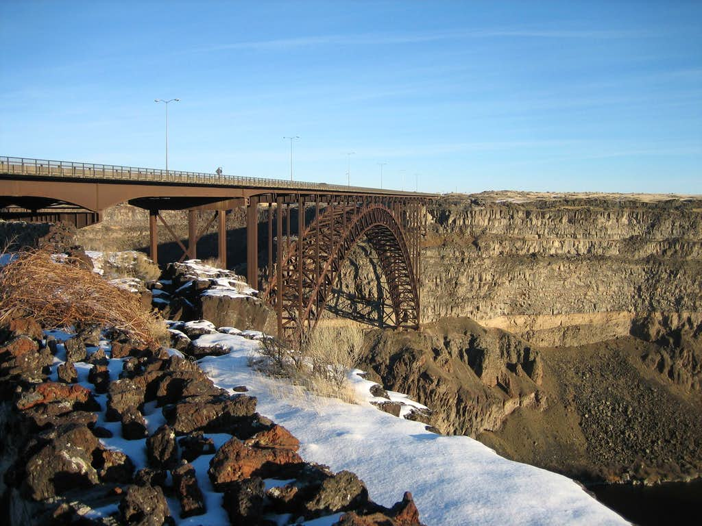 Perrine Bridge, Snake River Canyon