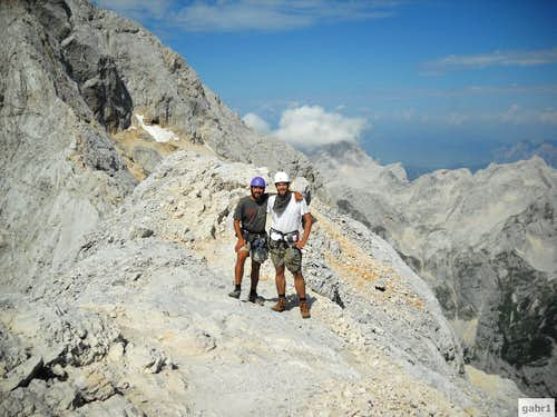 Triglav, a change in life